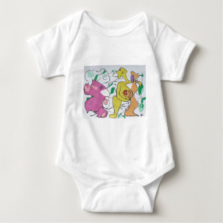 Meet the Wife Baby Bodysuit