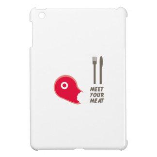 Meet Your Meat iPad Mini Cases