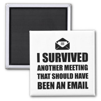 Meeting Email Magnet