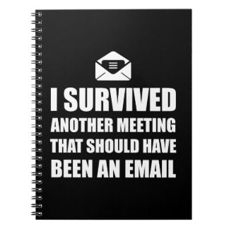 Meeting Email Notebooks