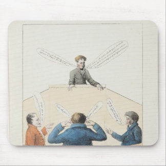 Meeting of the Chamber of Deputies Mouse Mat