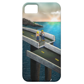 Meeting of the minds barely there iPhone 5 case