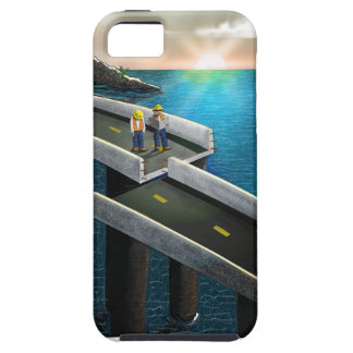 Meeting of the minds iPhone 5 case