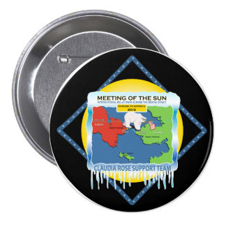 Meeting of the Sun Relay Swim Support Team Button
