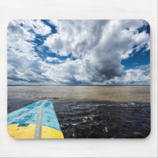 Meeting Of Waters In Peru Mouse Mat