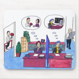 Meeting Your Expectations Mouse Pad