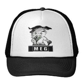 MEG Trucker Snapback Cap