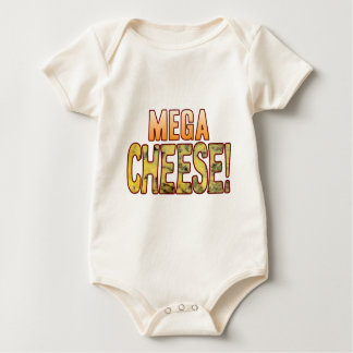 Mega Blue Cheese Baby Bodysuit