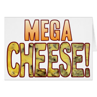 Mega Blue Cheese Card