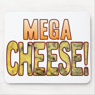 Mega Blue Cheese Mouse Mat