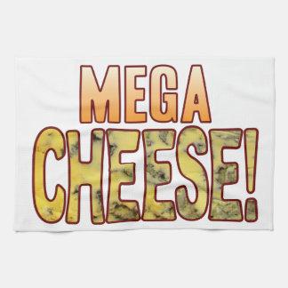 Mega Blue Cheese Tea Towel