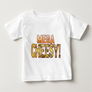 Mega Blue Cheesy Baby T-Shirt