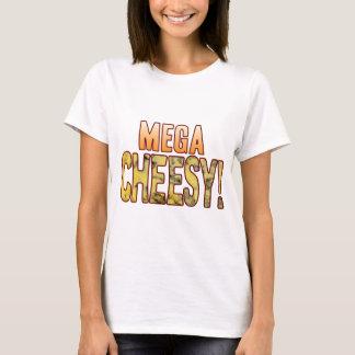 Mega Blue Cheesy T-Shirt