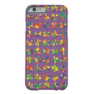 Mega Color Flowers Barely There iPhone 6 Case