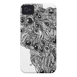 Mega Doodle Case-Mate iPhone 4 Case