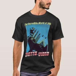 Mega Force Ghetto Mens Black T Shirt