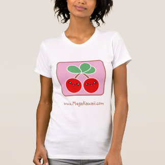 Mega Kawaii Cherries T-Shirt Promotional