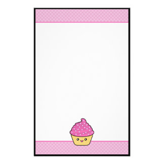 Mega Kawaii Cupcake Stationery