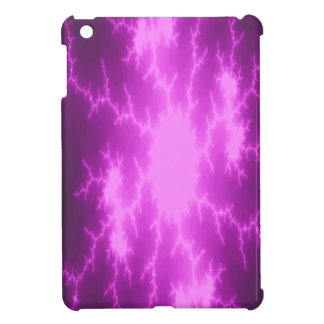Mega Lightning Fractal iPad Mini Case