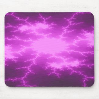 Mega Lightning Fractal Mousepad