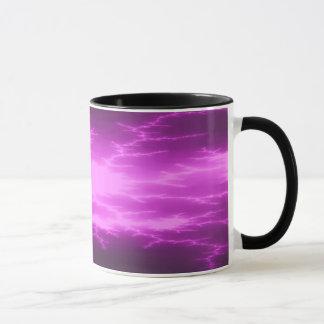 Mega Lightning Fractal Mug
