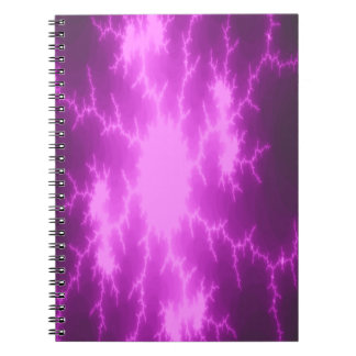 Mega Lightning Fractal Notebook