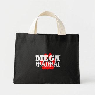 Mega Maimai Red Paw Print Tote Bag
