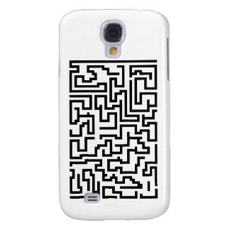 Mega Maze Galaxy S4 Case