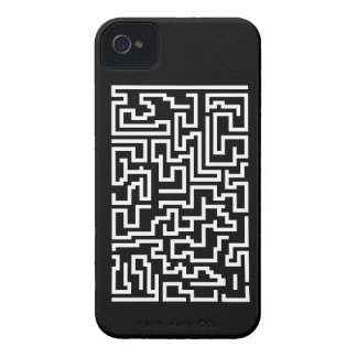 Mega Maze iPhone 4 Covers