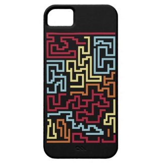 Mega Maze iPhone 5 Cases
