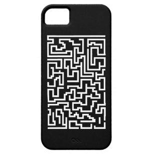 Mega Maze iPhone 5 Cover