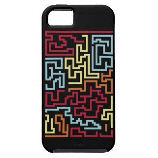 Mega Maze Tough iPhone 5 Case