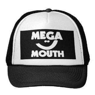 Mega Mouth Cap