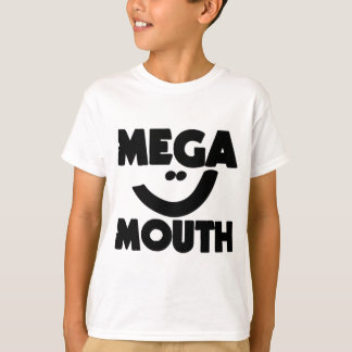 Mega Mouth T-Shirt
