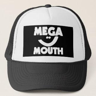 Mega Mouth Trucker Hat