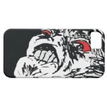 Mega Rage Barely There iPhone 5 Case