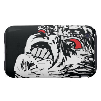 Mega Rage iPhone 3 Tough Cover