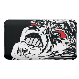 Mega Rage iPod Case-Mate Cases