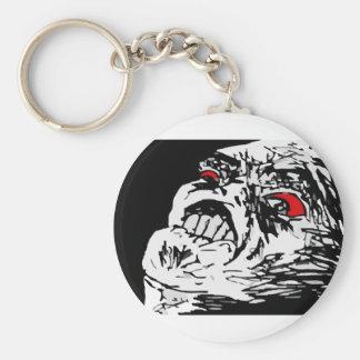Mega Rage Key Ring