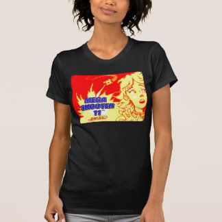 Mega Shooter 11 Intro-Girl T-Shirt