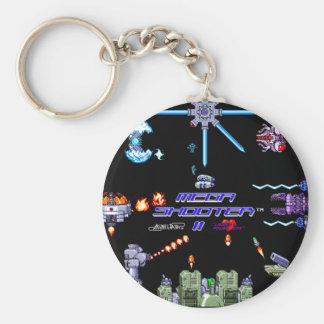 Mega Shooter 11 - Keychain