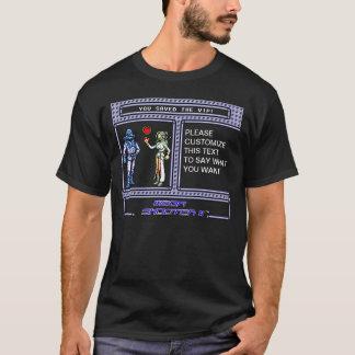 Mega Shooter 11 - VIP Rescue Screen T-Shirt