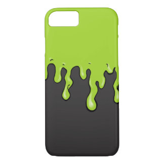 Mega Slime Drip (Customizable Slime Color) iPhone 7 Case