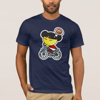 Mega Yummo Biking T-Shirt