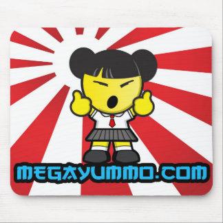 Mega Yummo Mouse pad