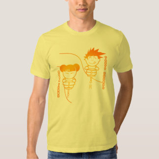 Mega Yummo & Tasty Chomps are Golden T Shirts