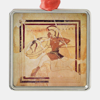 Megakles the Fair, 500 BC Christmas Ornament