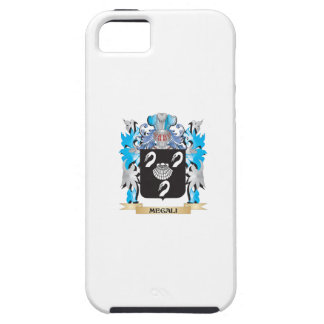 Megali Coat of Arms - Family Crest iPhone 5/5S Case