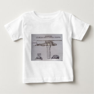 Megalift carrying helicopter going to Gobekli tepe Baby T-Shirt