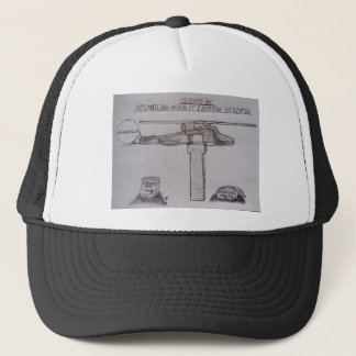 Megalift carrying helicopter going to Gobekli tepe Trucker Hat